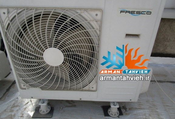 فروش ریموت کنترل کولر گازی اسپیلت فرسکو FRESCO